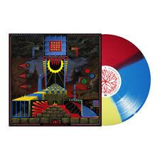 King Gizzard & Lizard Wizard Polygondwanaland TRI-COLOR VINYL LP + Live & Poster