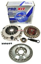 EXEDY CLUTCH KIT+FX 4140 CHROMOLY FLYWHEEL 2004-2011 MAZDA RX8 RX-8 1.3L 13BMSP