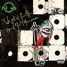 A Tribe Called Quest - We Got It From Here... Thank You 4 Your Service (NEW CD)