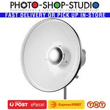 Jinbei Beauty Dish 50cm White - Bowens Elinchrom Profoto Hensel Comet Broncolor