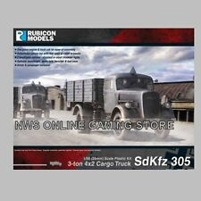 1/56 28mm Rubicon Models: SdKfz 305 German Cargo Truck  - NEW - FREE SHIPPING