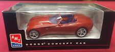 AMT/Ertl Collectibles Dodge Concept Car Red with Blue interior