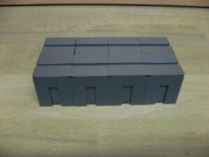66401 Trix GBS Gleisbild Stellpult 8 Stück Baustein Strecke gerade