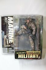 McFarlane Military Series 5 Marine RCT (Regional Combat Team) Action Figure