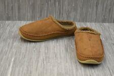 Deer Stags Nordic Slipper - Men's Size 11W - Chestnut