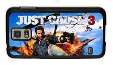 Just Cause 3 action adventure Style Back Hard Case For iPhone iPod Touch Samsung