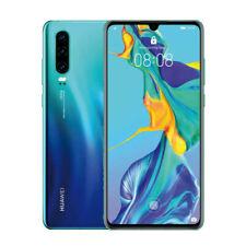 Huawei P30 6/128GB Dual Sim ITALIA Aurora blu Nuovo Gar 24 mesi No Brand