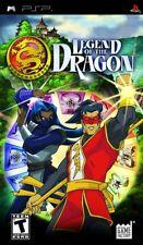 Legend of the Dragon PSP New Sony PSP
