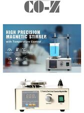 Co Z Magnetic Mixer Amp Stirrer Bar With Digital Temperature Display Amp Hot Plate