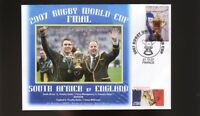 SOUTH AFRICA 2007 RUGBY WORLD CUP WIN COV, SMIT & WHITE