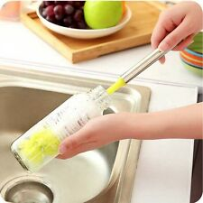 Long Handle Bottle Wash Cleaning Brush Home Brew Long Handle Scrubbing Tool