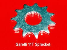 GARELLI (NOS) 11T Front Engine Sprocket Agrati Tiger Cross Junior Broncco B/R4