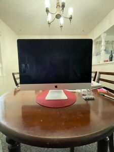 Apple iMac 27 retina 5k late 2015 (upgraded 32 GB Ram)