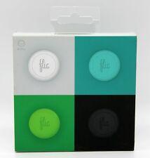 4 Stück Flic Button Smart Home und Smartphone Steuerung für iOS & Android