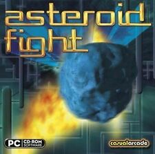 Asteroid Fight    Seek and destroy enemy spaceships   Win 7 Vista XP  Brand New