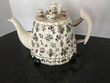 Portmeirion England Botanic Garden Tea Pot  Large Victorian Table
