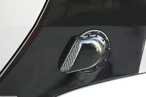 Airscoope Air Intake Turbo Smart Fortwo 450 Coupe Cabrio Black