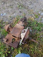 Maytag Gas Engine Model 92 Crank Case Crankshaft Block Partial Engine
