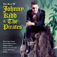Very Best Of Johnny Kidd & The Pirates - Johnny & The Pirates Kid (2008, CD NEU)