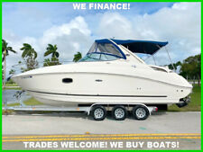 2009 Sea Ray 270 Sundancer! Generator! Super Clean!