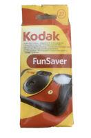 New KODAK Fun Saver 35mm Disposable Camera with Flash, 27 Exposures EXP 04/2012
