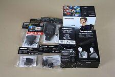 4k-Action-Cam Panasonic Full HD hx-500 avec nombreux accessoires commerçants