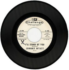 "JOHNNY WYATT  ""I'LL STAND BY YOU""  DEMO  NORTHERN SOUL  LISTEN!"