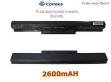 "BATERIA PARA Sony Vaio SVF1521A2EB Fit 15"" VGP-BPS35A laptop battery A2"
