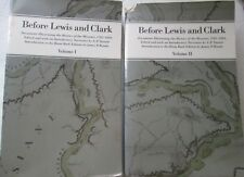 Before Lewis and Clark Volumes I and II 1 and 2 (Paperbacks, 1990) Bison
