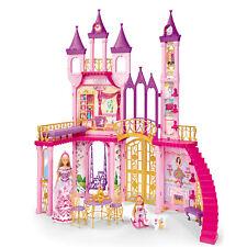 Steffi Evi Love Prinzessinen Schloss großes 40tlg Spielset 2 Puppen Puppenhaus