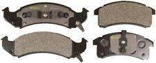 Disc Brake Pad Set-Total Solution Semi-Metallic Brake Pads Front Monroe DX505