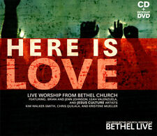 Bethel Church | Live Worship - Here Is Love CD + DVD 2009 * NEW * STILL SEALED *