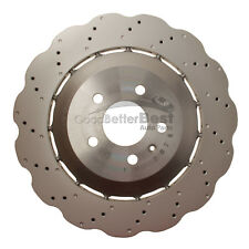 One New OE Supplier Disc Brake Rotor Rear 8147 4G8615601 for Audi RS7
