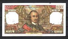France billet d'occasion bon état de 100 francs pick 149 ayant circulé (1)