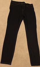 No name brand leggingsSz M Blue Buy Now $12.99