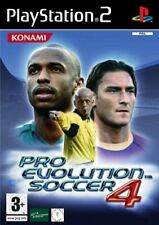 Pro Evolution Soccer PES 4 for Playstation 2 PS2 - UK Preowned - FAST DISPATCH