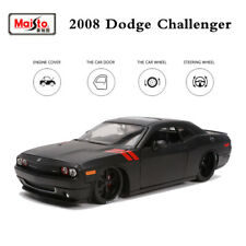 Maisto 1:24 Scale 2008 Dodge Challenger Diecast Alloy Model Modern Muscle Car