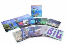 "YES  ""THE STUDIO ALBUMS 1969-1987"" 12 CD BOX SET NEW (135 CHANSONS)"