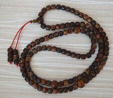 Agarwood Bracelet Budhist Prayer 108 Beads