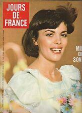 Jours de France N°1073 du 7 juillet 1975 Mireille Mathieu Sheila