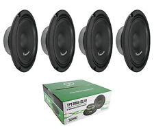 "4x 8""Loud speakers 4 Ohm 1200W Mid Bass Full Range Timpano TPT-MB8"