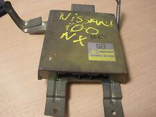 Engine ECU - Nissan 100 NX 22604 72C10 2260472C10 22604-72C10 EDC-N89