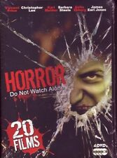 Horror Movie Collection 20 Films 4 Dvd'S Horror Movies,Night Of The Living Dead