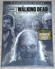 Horror DVD Set - The Walking Dead The Complete First Season (3-Disc Special Ed)