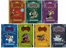 How to Train Your Dragon Series 1-7 PB Collection by Cressida Cowell Brand New!