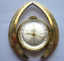 Jowissa Swiss Gold Pendant Ladies Mechanical Watch, 17-Jewels Movt, ** S / R **
