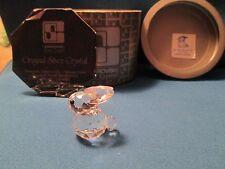 Swarovski Rabbit cut Crystal #7652 Nr 020 - Mint in Original Box & Coa