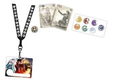 Legend of the Five Rings Launch Kit Lanyard, Stickers and Pin