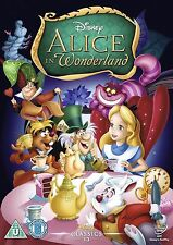 Alice In Wonderland (DVD, 2011)