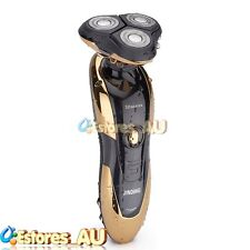New Rotary 3D Rechargeable Washable Men's Cordless Electric Shaver Razor【AU】